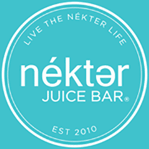Nekter Juice Bar, Live the Nekter Life Est. 2010