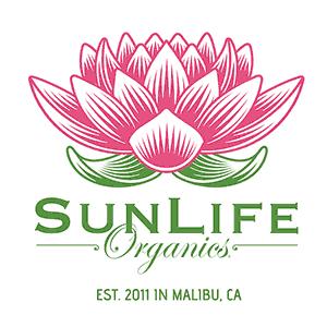 SunLife Organics Logo