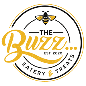 The Buzz...Eatery & Treats. Est. 2020