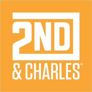 2nd & Charles Buy, Sale, Trade Logo