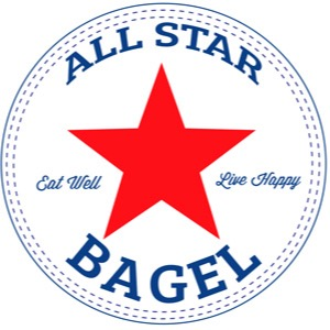 ALLSTAR BAGEL Eat Well Live Happy