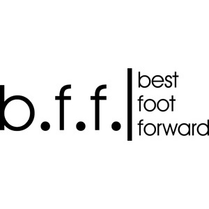 b.f.f. Best Foot Forward Logo