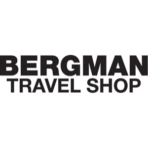 Bergman Travel Shop Logo
