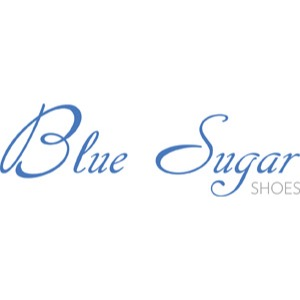 Blue Sugar Shoes