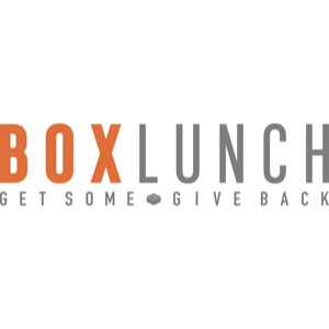 Box Lunch - Get Some, Give Back