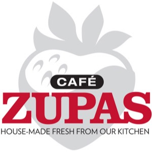 CAFE ZUPAS House-Made Fresh From Our Kitchen