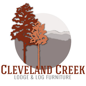 Cleveland Creek Lodge and Log Furniture Logo