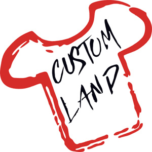 Custom Land Logo