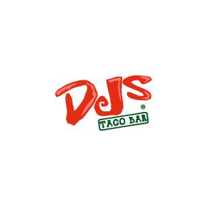 DJ's Taco Bar Logo