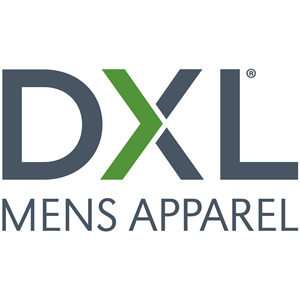 DXL Men's Apparel  Logo