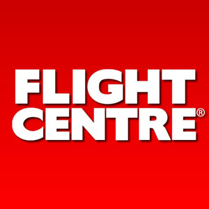 FLIGHT CENTER Logo