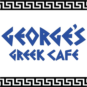 Georges Greek Cafe Logo