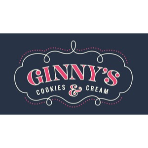 Ginny's Cookies & Cream Logo
