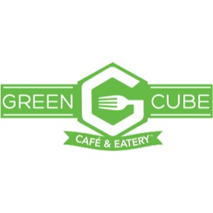 Green Cube Cafe Logo