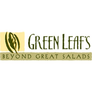 Green Leaf's / bananas Logo