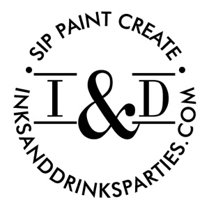Inks and Drinks Logo