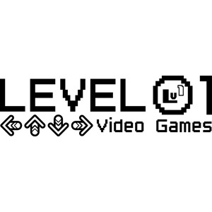 Level 01 Video Games Logo