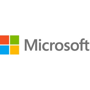 Microsoft Pop-Up Kiosk Logo