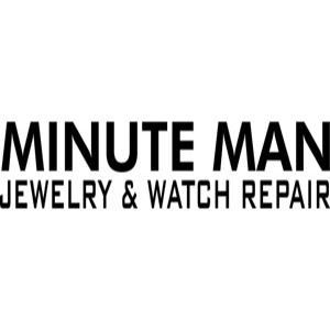 MinuteMan Jewelry & Watch Repair Logo