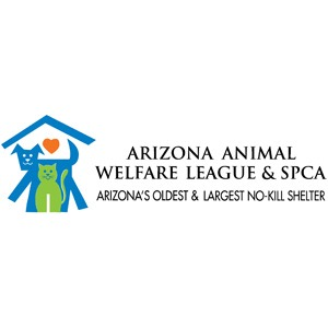 Arizona Animal Welfare Leaque Adoption Center Logo