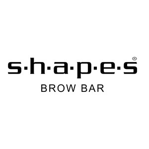 s.h.a.p.e.s Brow Bar Logo