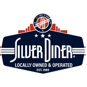 Silver Diner Locally Owned & Operated Est. 1989