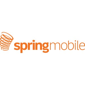 Spring Mobile, AT&T Authorized Retailer Logo