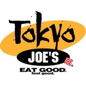 Tokyo Joe's. Eat Good. Feel Good.