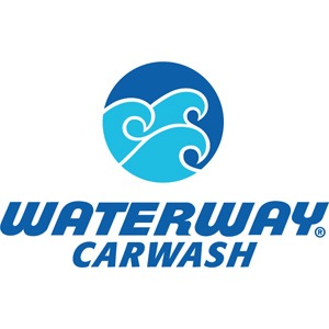 WATERWAY GAS & WASH Logo