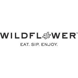 Wildflower (TM). Eat. Sip. Enjoy